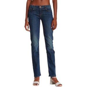 NWT J Brand Jude Slim Straight Jean in Storm Wash